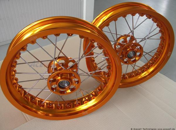 KTM 1190 Adventure R Kineo Wheels Big Enduro