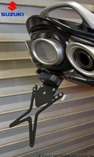 Suzuki GSR 600 X-Rage
