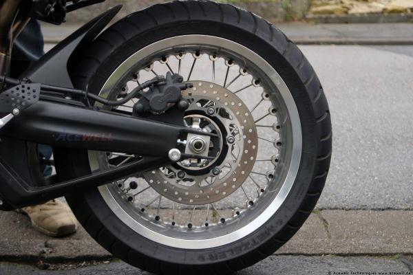 Yamaha XSR 700 ABS