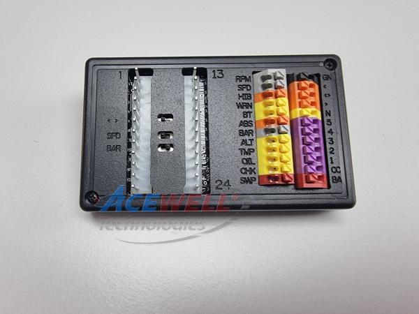 BEP 3.0 für Acewell Instrumente