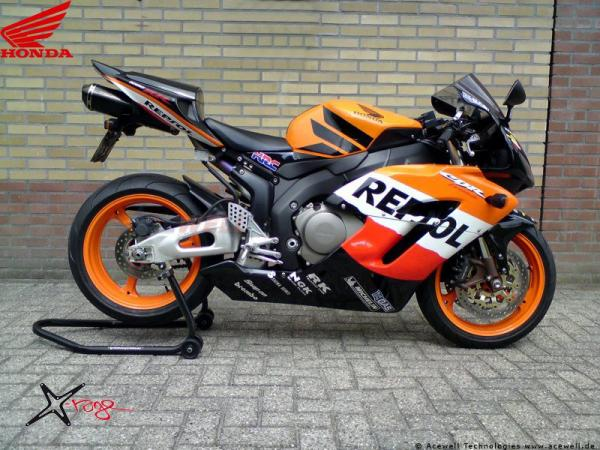 Honda CBR 1000 RR SC 57 X-Rage