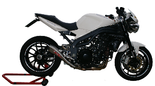SPEED TRIPLE '07-'10 Hydroform