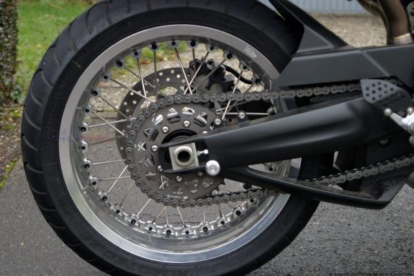 Yamaha MT-01 Bj. 2005-2012