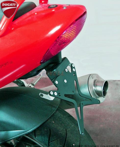 Ducati ST 2, ST 3, ST 4 X-Rage